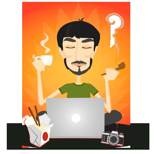 Блог фрилансера - как зарабатывать в социальных сетях.